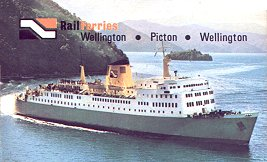 fähre picton wellington