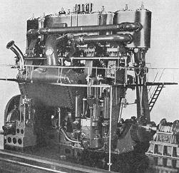 Quadruple Expansion Steam Engine http://www.nzmaritime.co.nz/maunganui1911/specs.htm